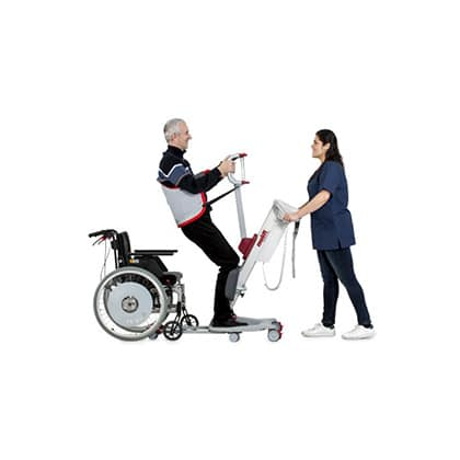 Patient Sit to Standing Hoists