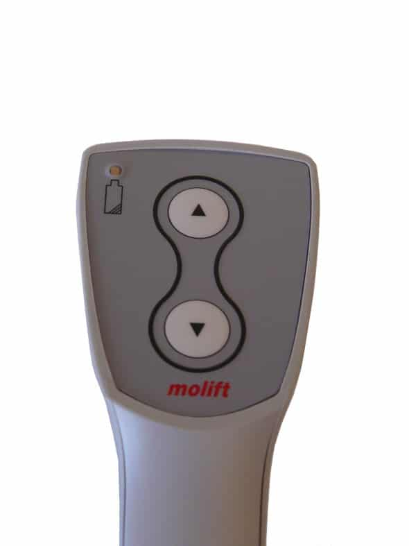 Molift Hand Control for Nomad and Air