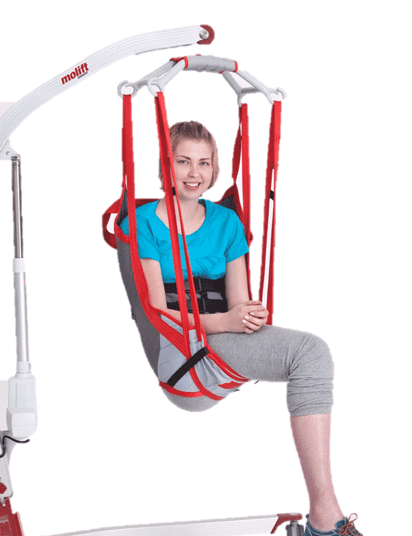 Molift Rgo Sling Amputee - Medium Back