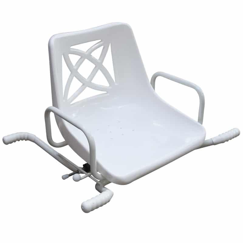 Better Living Over Bath Swivel Chair