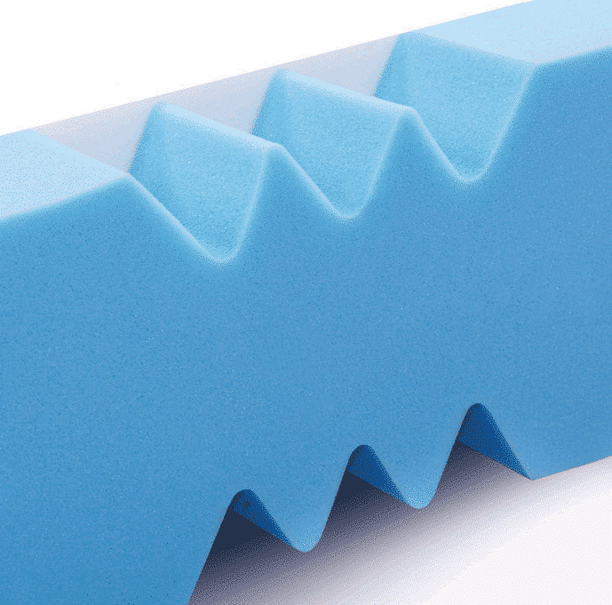 Novis AreaCare Pressure Surface Mattress - Hinged