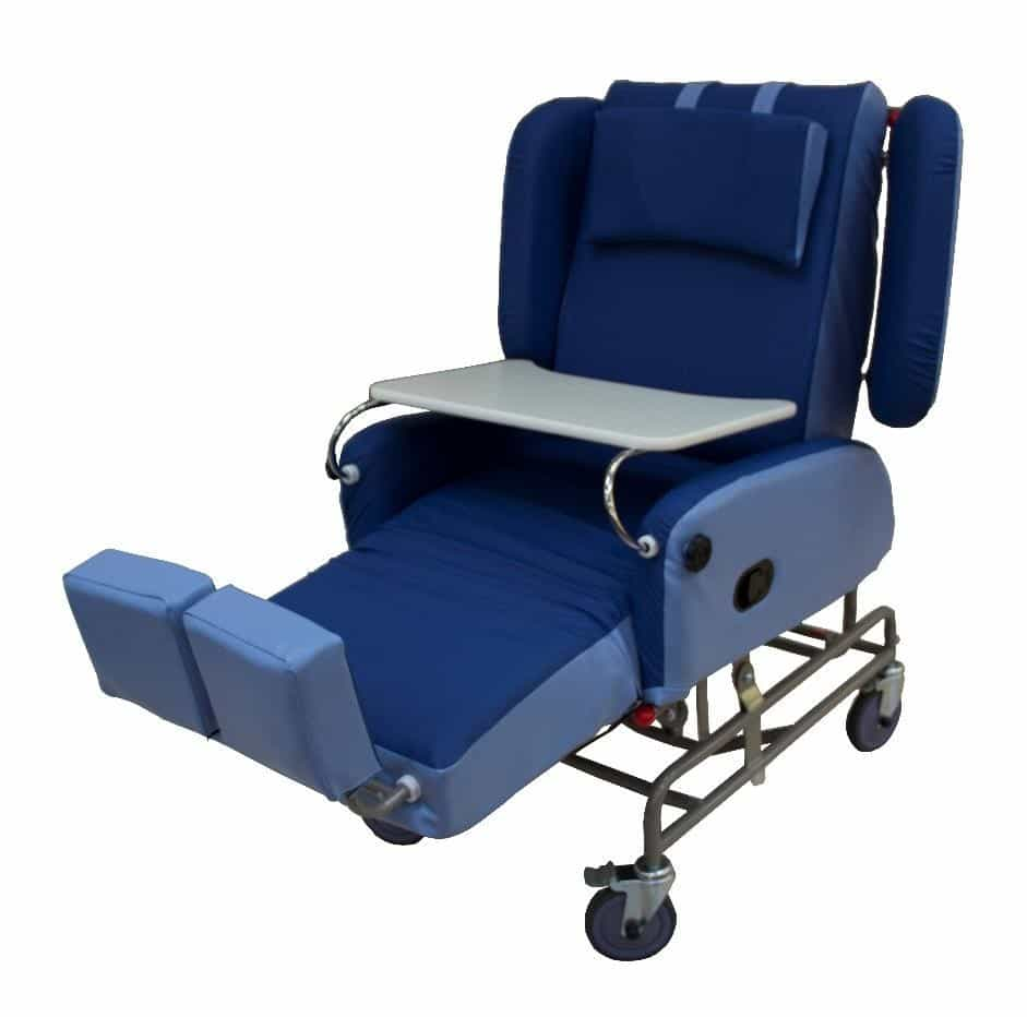 Days Comfort Chair - Leg Rest at 90 degrees