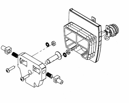 Molift IRC Connection for RH62 / RH112 / RH142