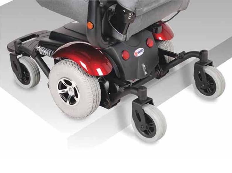 Merits Maverick 12 Power Wheelchair Wheels
