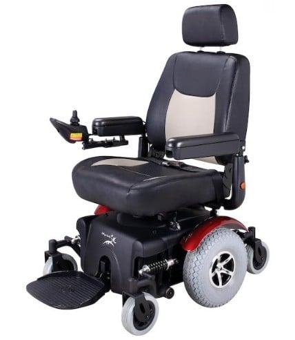Merits Maverick 12 Power Wheelchair