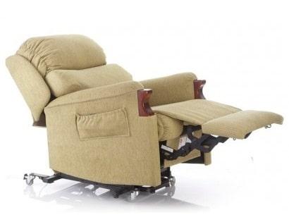 Oscar Brumby Lift Chair - reclined