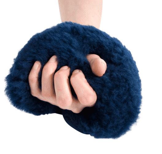 Shear Comfort Sheepskin Palm Protector