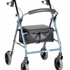 "Peak Care Ellipse 8"" Tall Rollator"