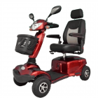 Peak Care Pioneer 10 Scooter Red