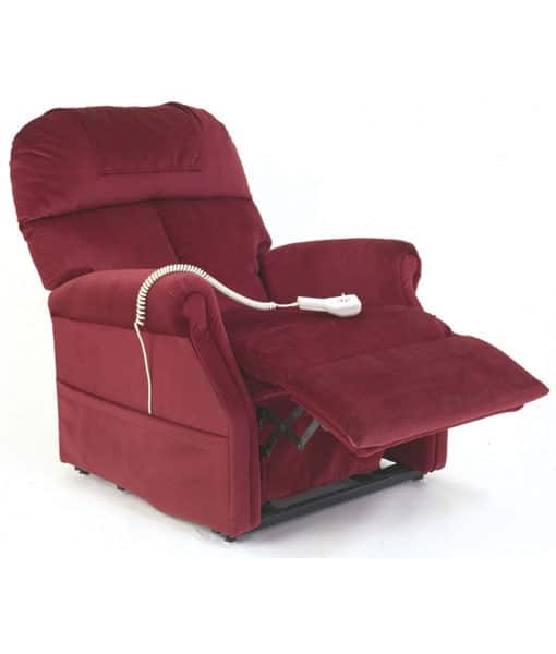 Pride Lift Chair D30 Reclined