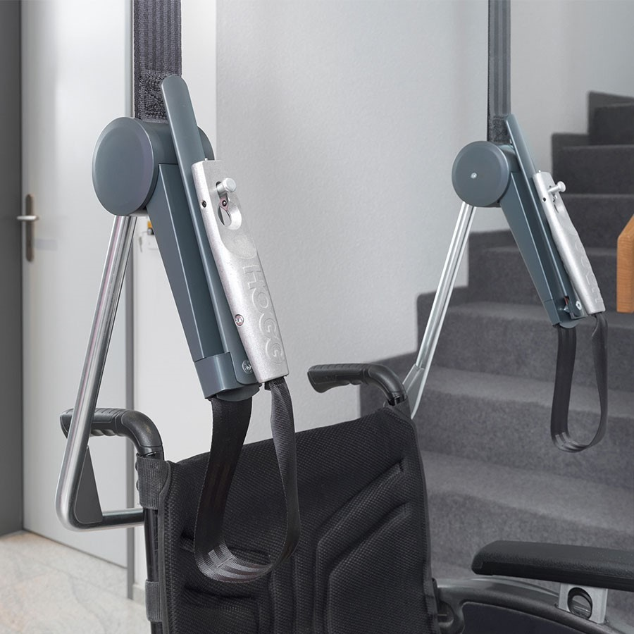 Hogg RL 60 Stair Lift for Wheelchairs
