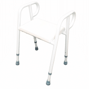 KCare Premium Shower Stool – Wide Seat