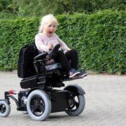 TA iQ Paediatric Power Chair