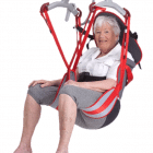 Molift Rgo Sling Toilet - High Back