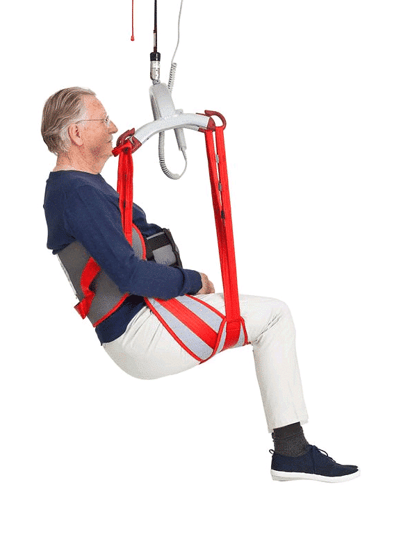 Molift Rgo Sling Toilet - Low Back