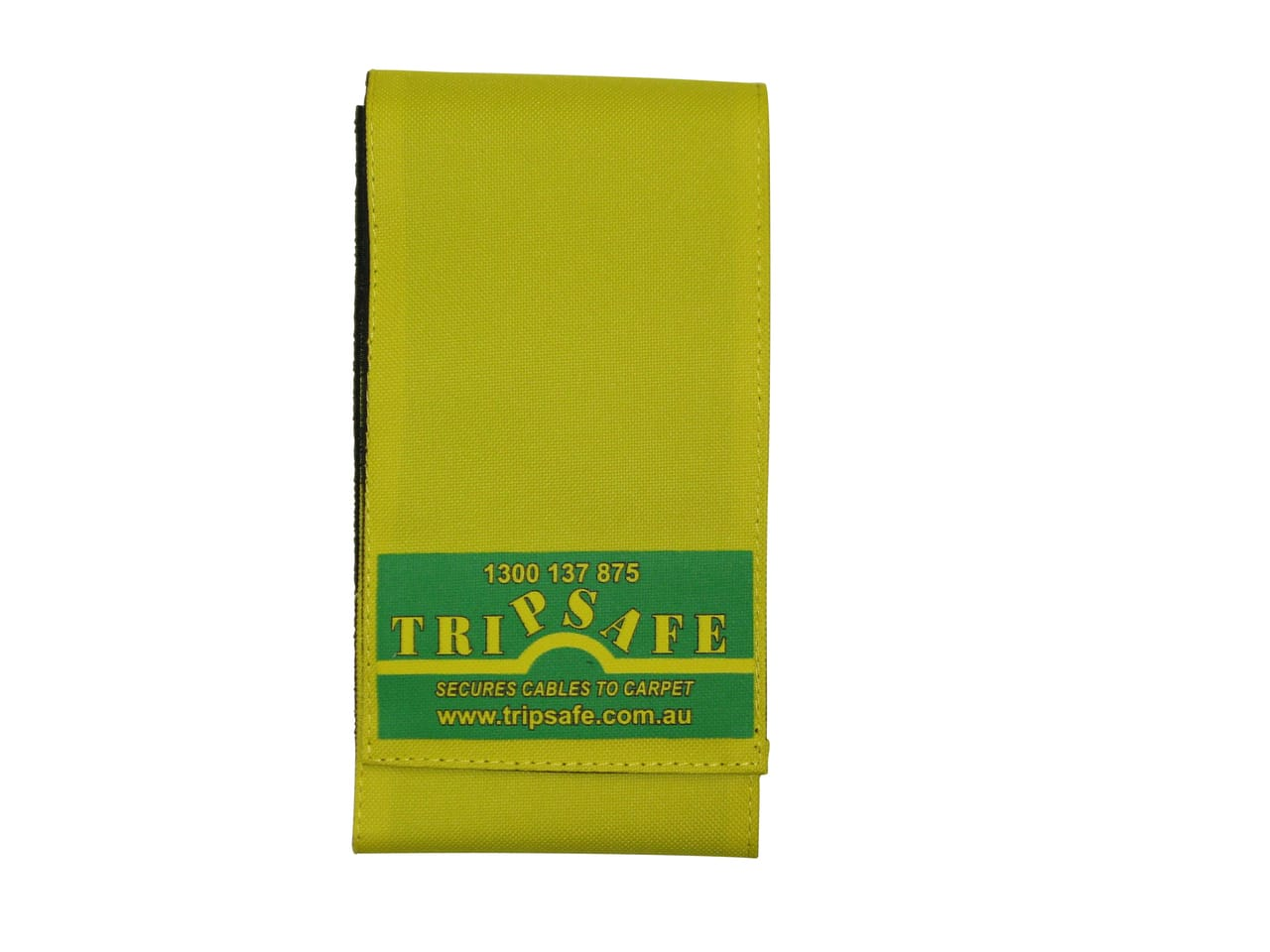 Tripsafe Cable Cover for Carper - 1.8 M - yellow