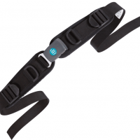 Bodypoint 2-Point Padded Hip Belt