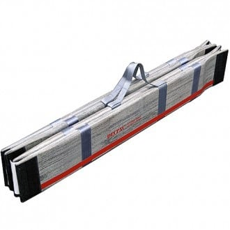 Decpac Edge Barrier Ramp - Folded
