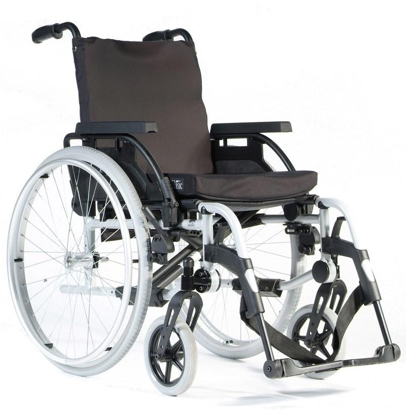 Breezy Basix 2 Self-Propel Wheelchair