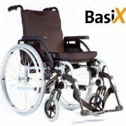 Breezy Basix RubiX2 Bariatric Wheelchair