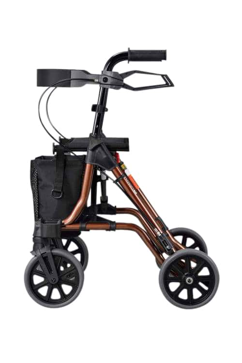 Peak Care Taima Rollator With Cross Bar