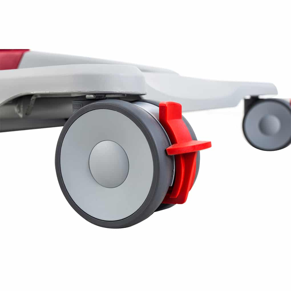 Molift QuickRaiser 205 lockable castor
