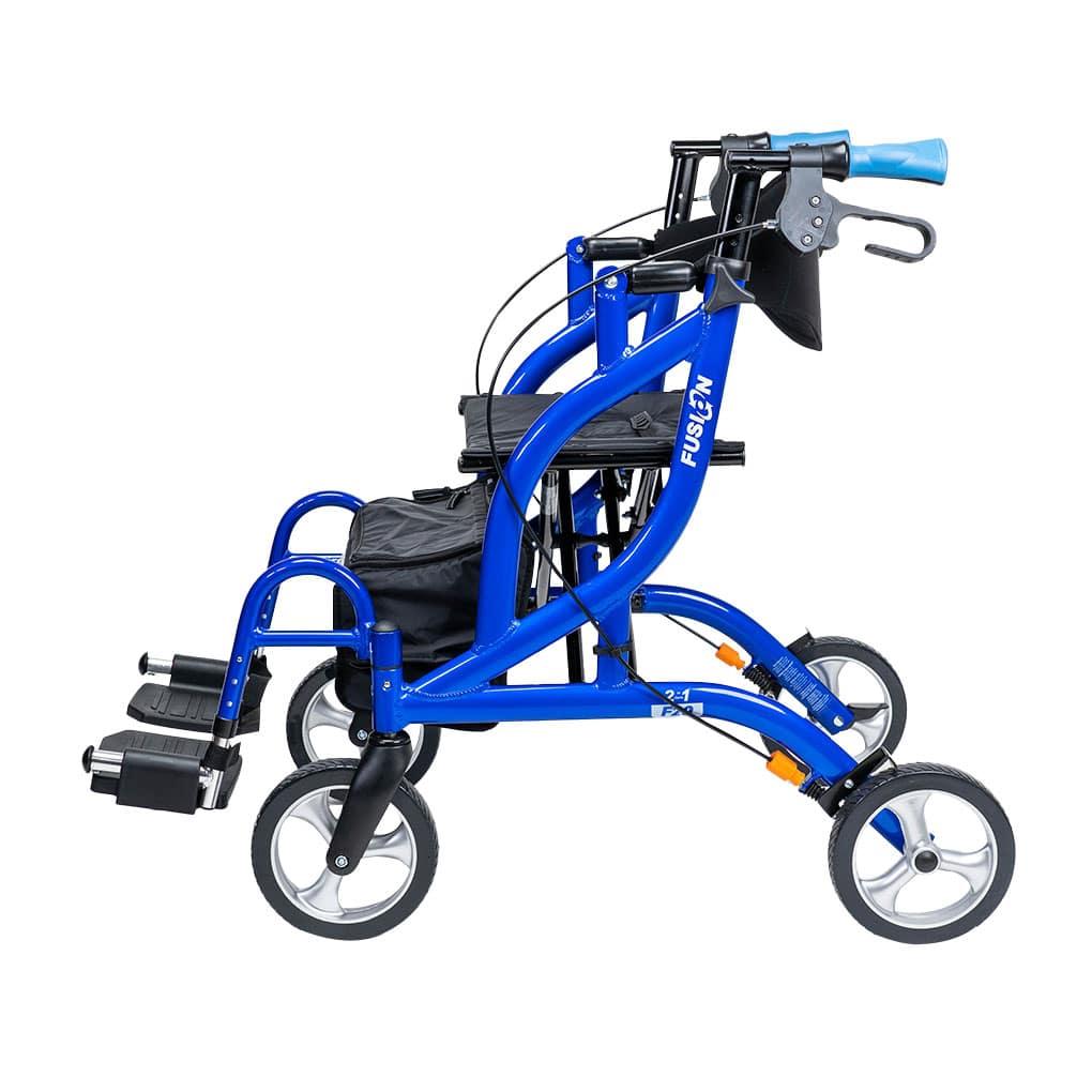 Airgo Fusion - In Wheelchair configuration
