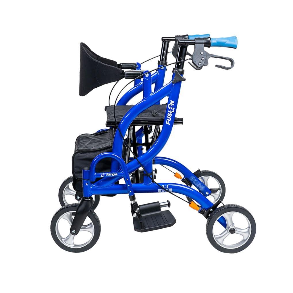 Airgo Fusion - In Rollator configuration