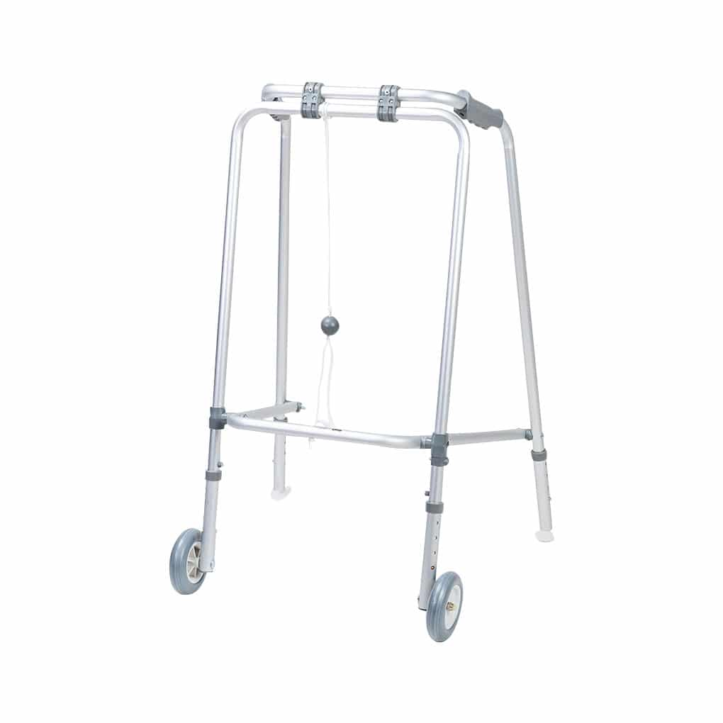 Days Folding Ball Walker - With Wheels and Skis