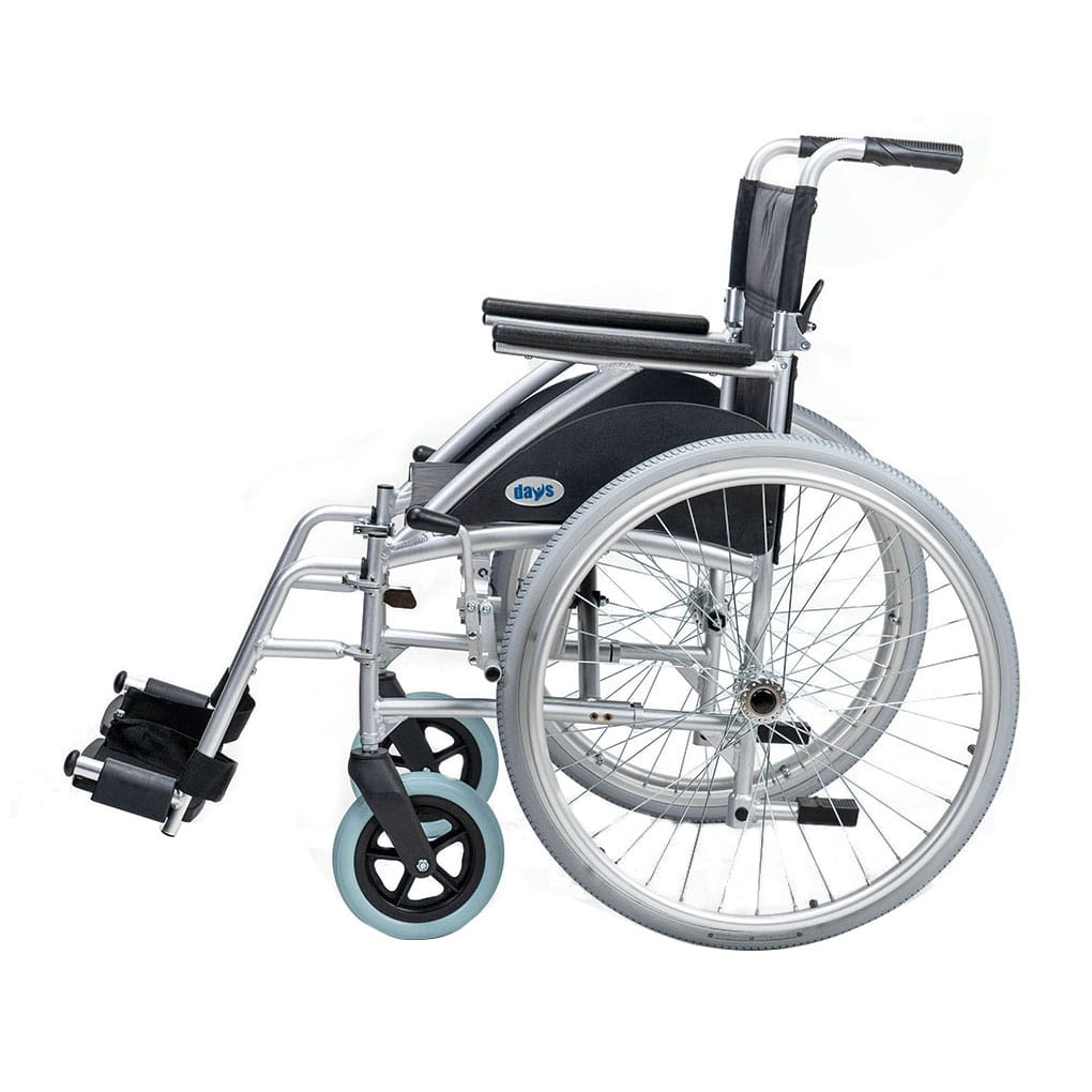 Days Swift Wheelchair Side View