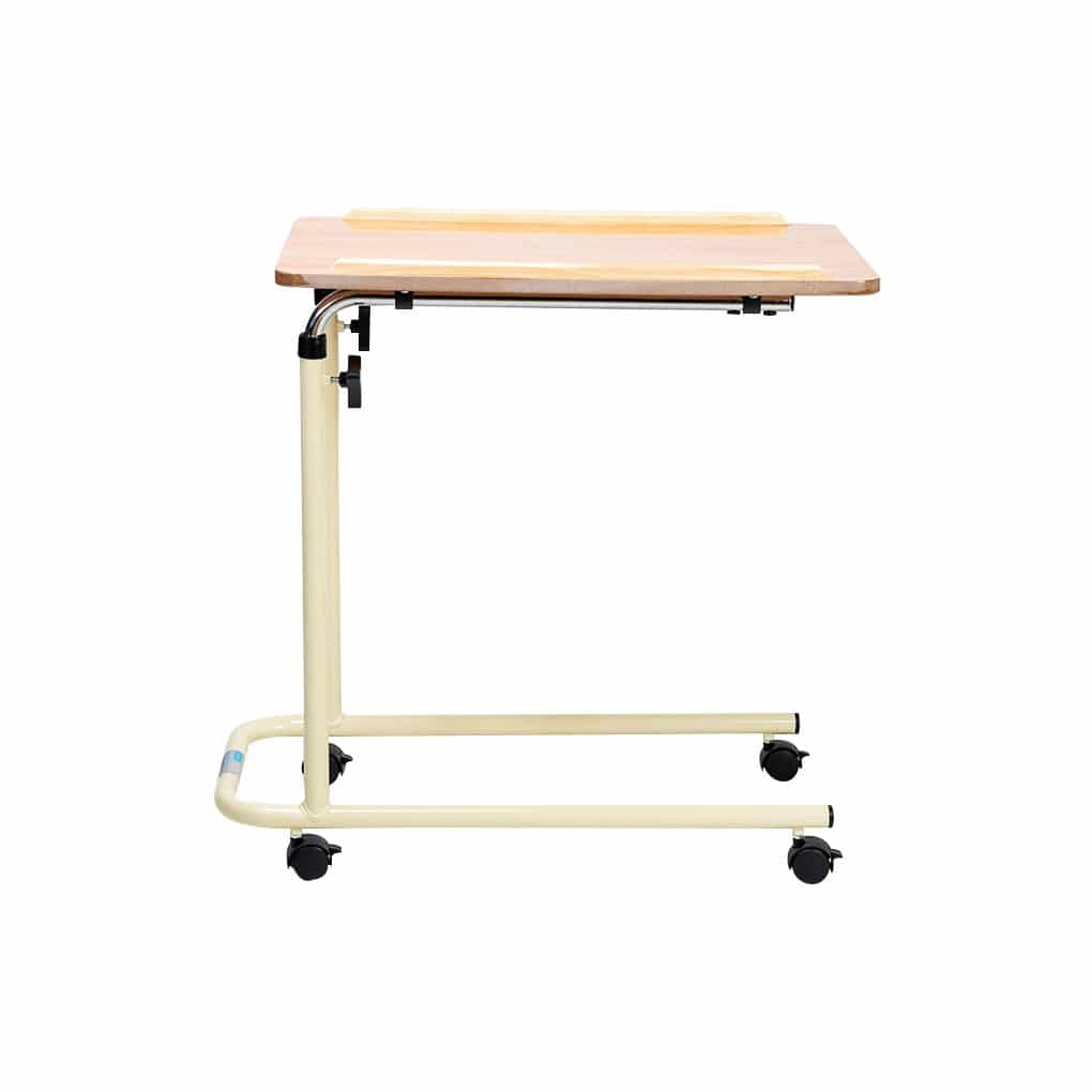 Days Tilting Over Bed Table with table flat