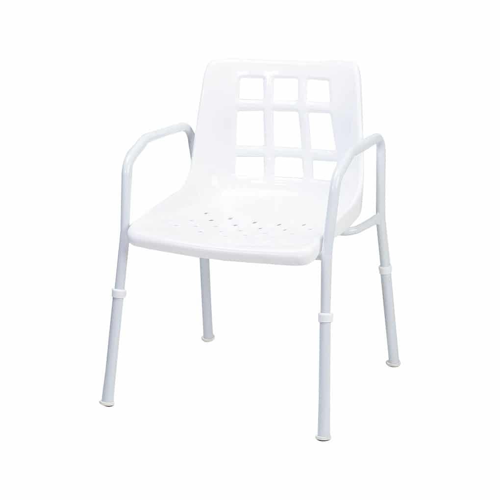 Economy Shower Chair – Steel