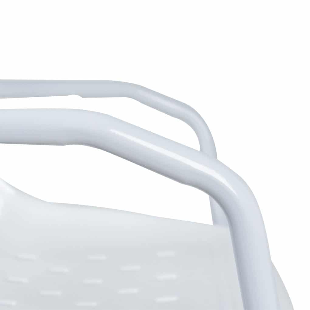 Economy Shower Chair - With angled armrests