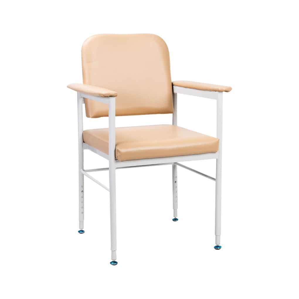Kingston Low Back Chair - Side Angle