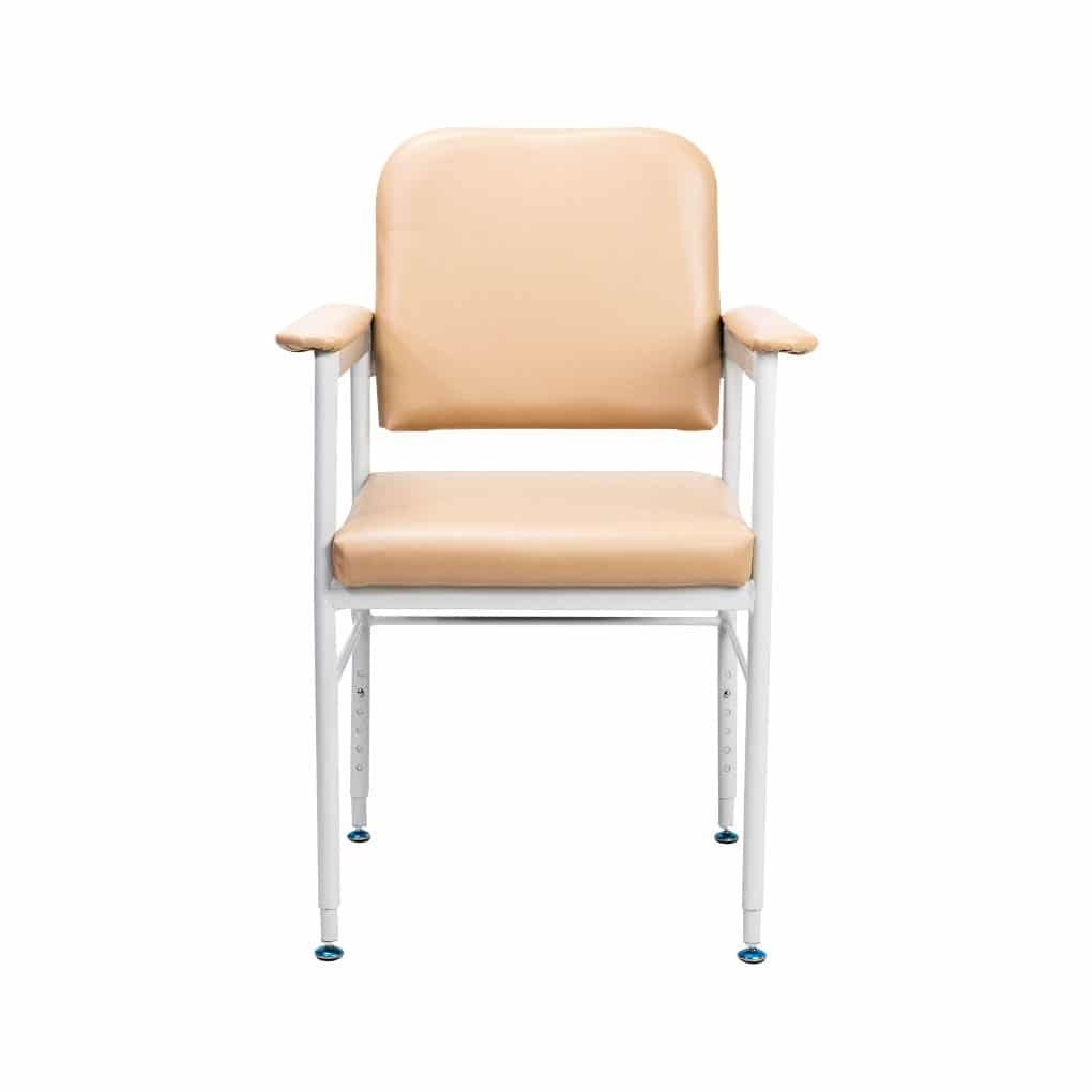 Kingston Low Back Steel Chair