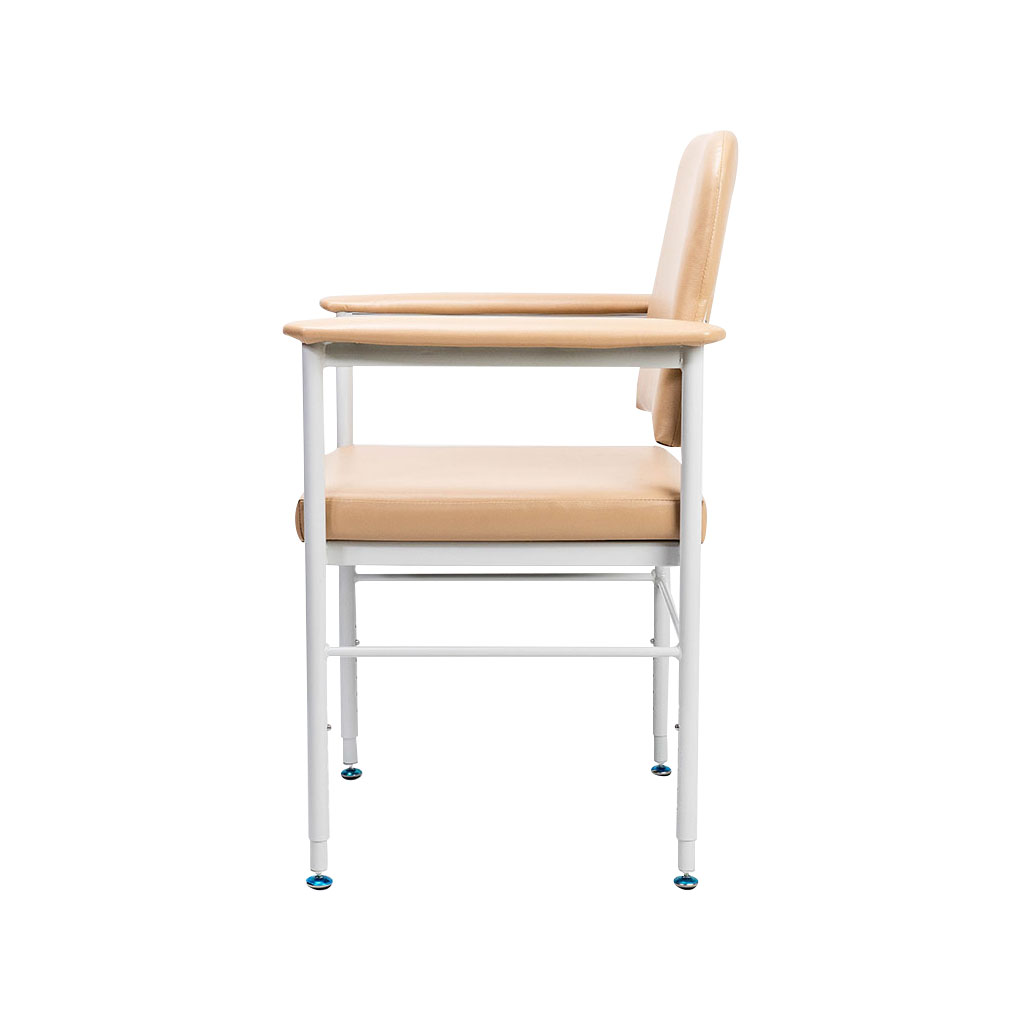 Kingston Low Back Chair - Side View