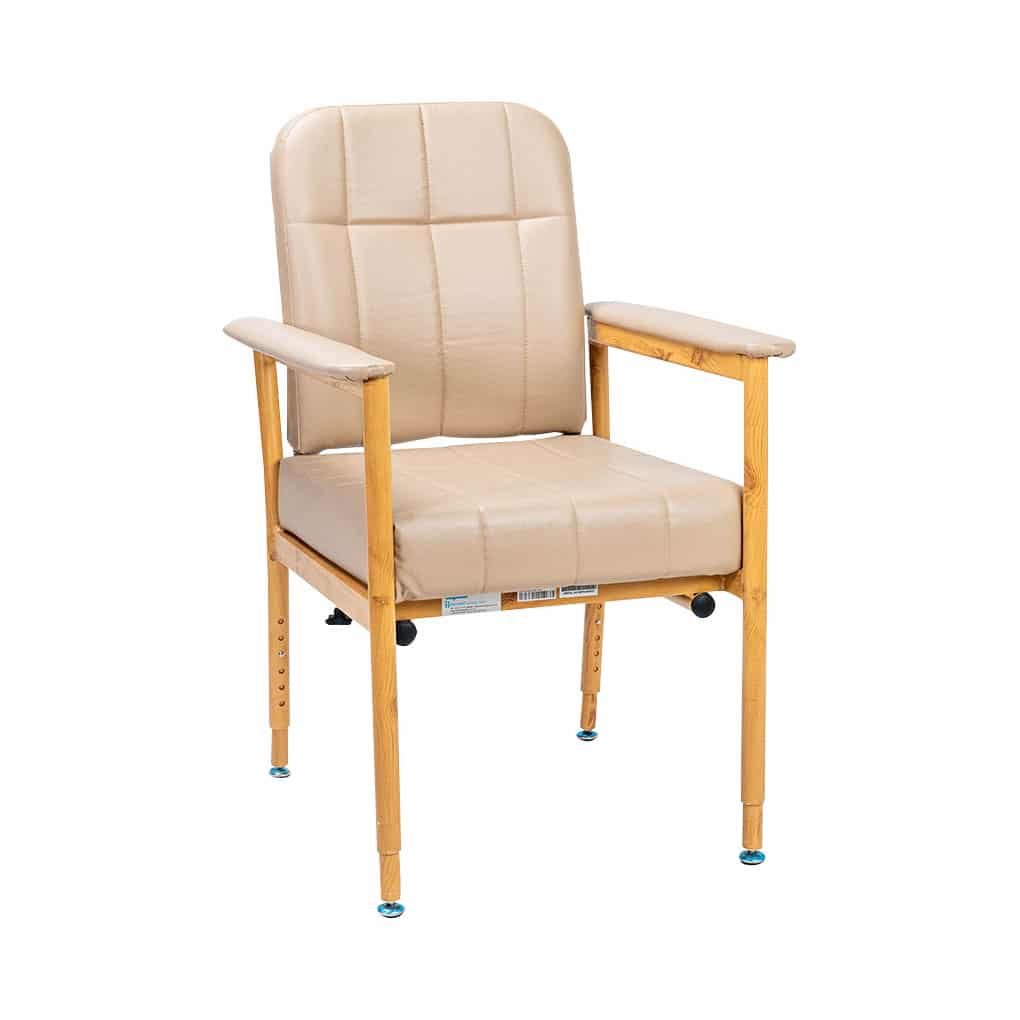 Murray Bridge Low Back Chair - Side Angle