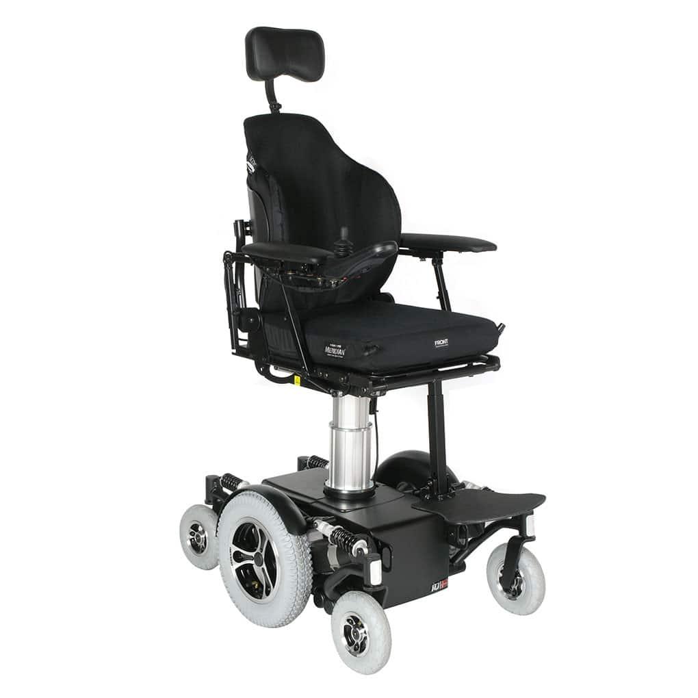 TA iQ Mid Wheel Drive Power Wheelchair