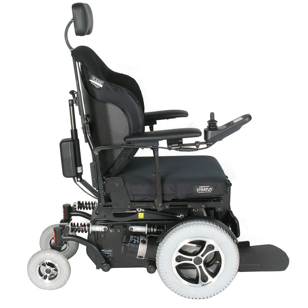TA iQ Front Wheel Drive Power Chair