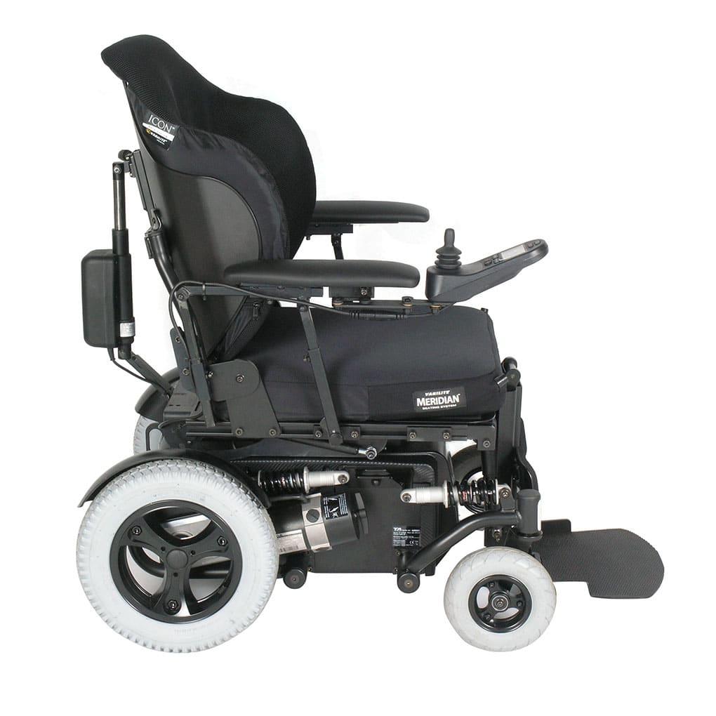 TA iQ Rear Wheel Drive Power Chair