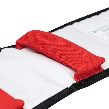 Patient Handling Walk Belt - Red Small