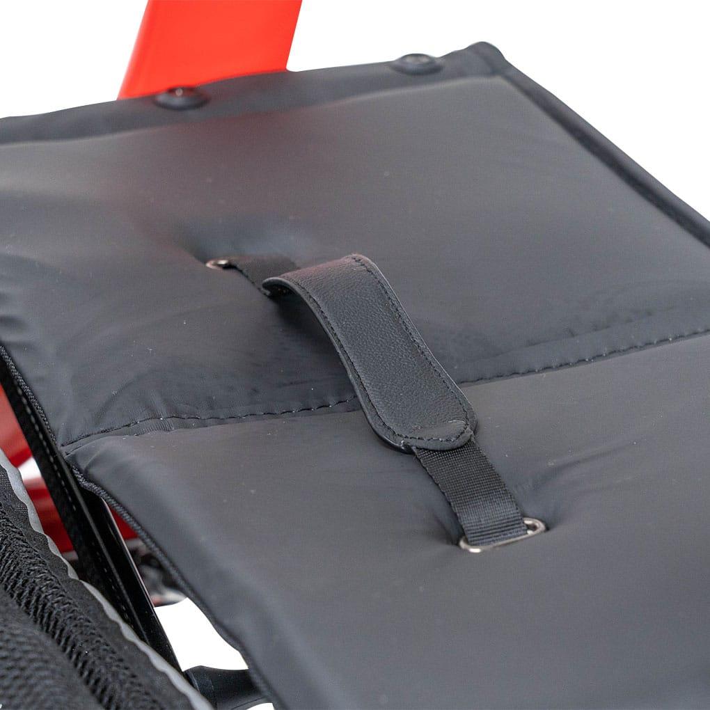Peak Aluminium Lite Rollator - Waterproof Seat