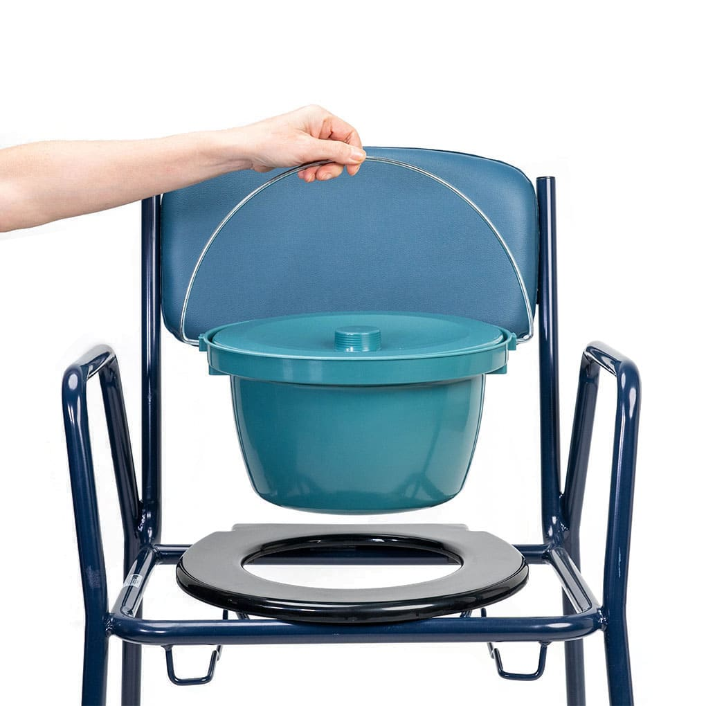 Days Economy Commode - Commode Lifted