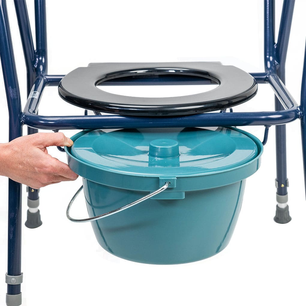 Days Economy Commode - Easy Removal