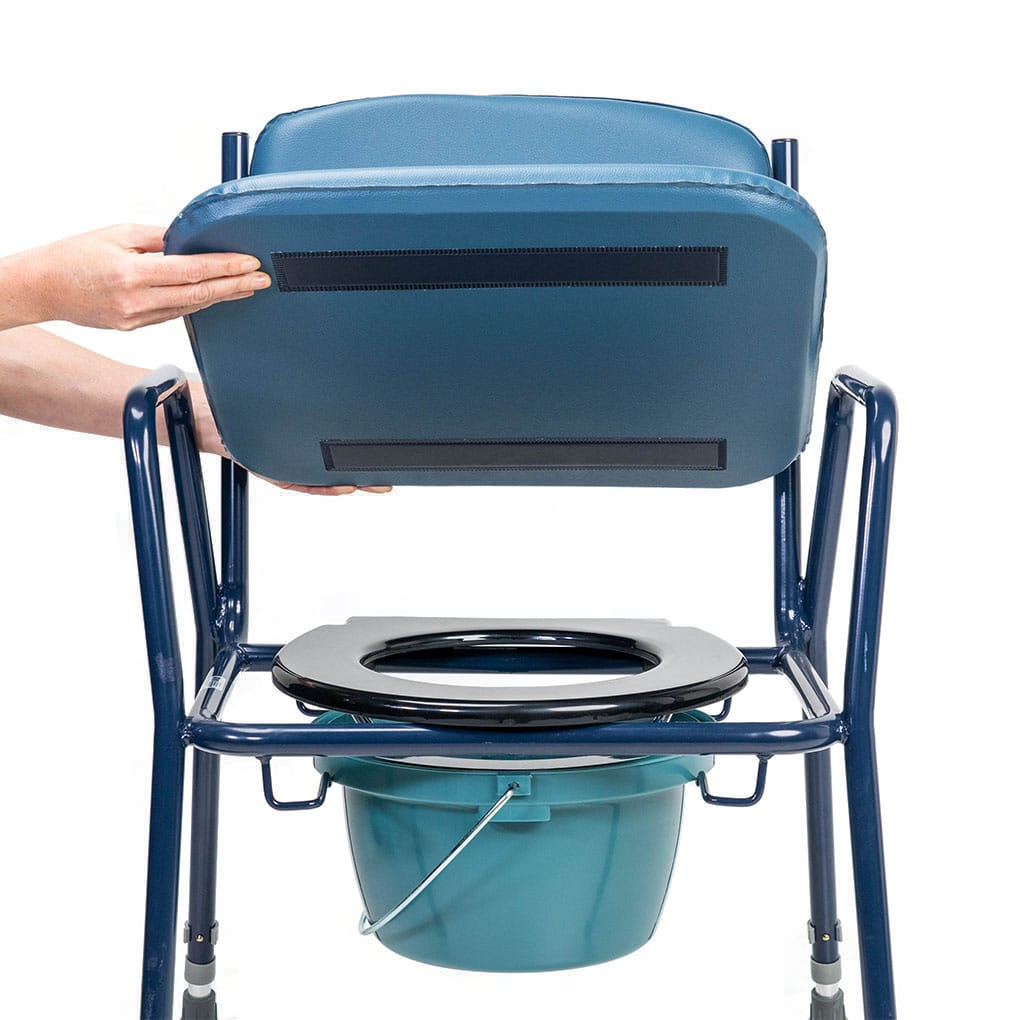 Days Economy Commode - Seat Removal
