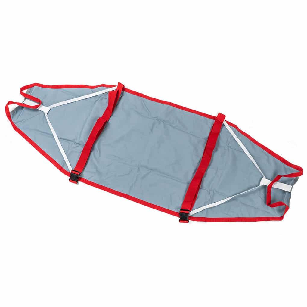 Patient Handling Evacuation Sheet - Underside Angle