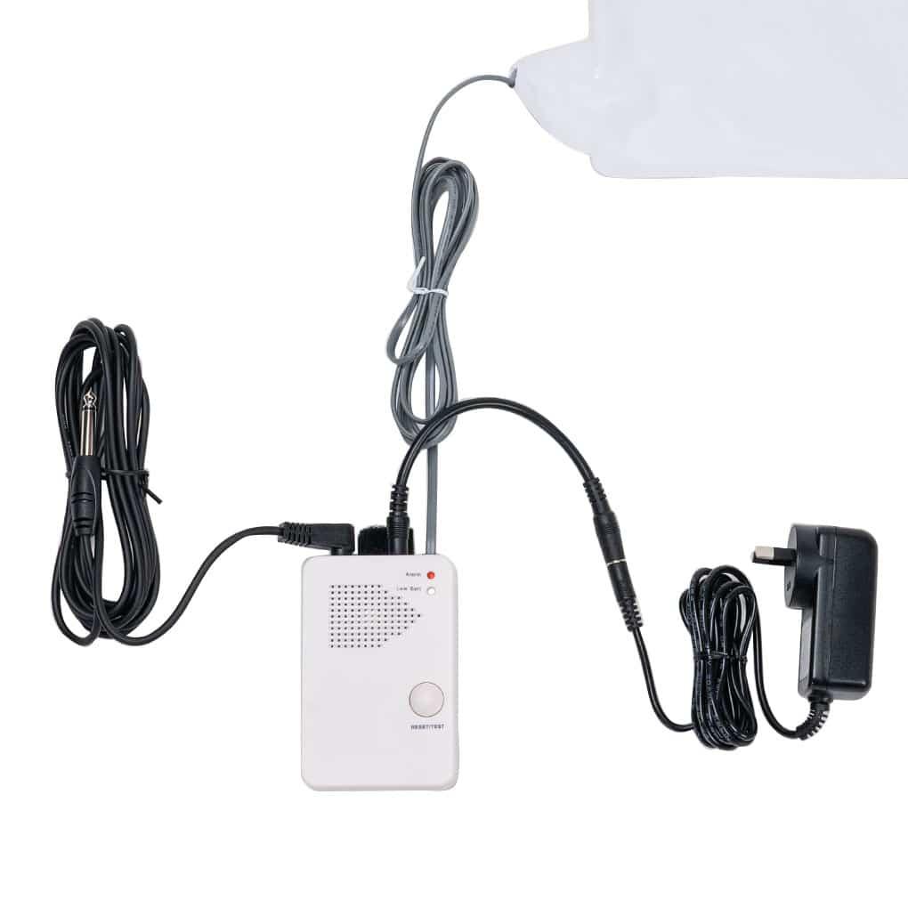 Patient Handling Sensor Alarm - Components