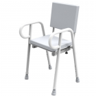 Premium Shower stool with backrest