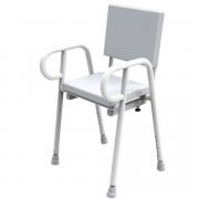 Premium Shower Stool with Backrest