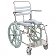 Juvo Self Propelled Shower Commode